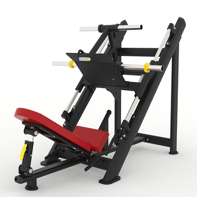 MLZ022 INCLINE SQUAT MACHINE