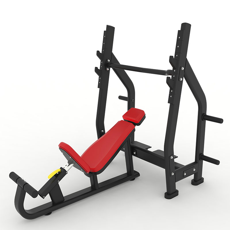 MLZ025 OLYMPIC INCLINE BENCH