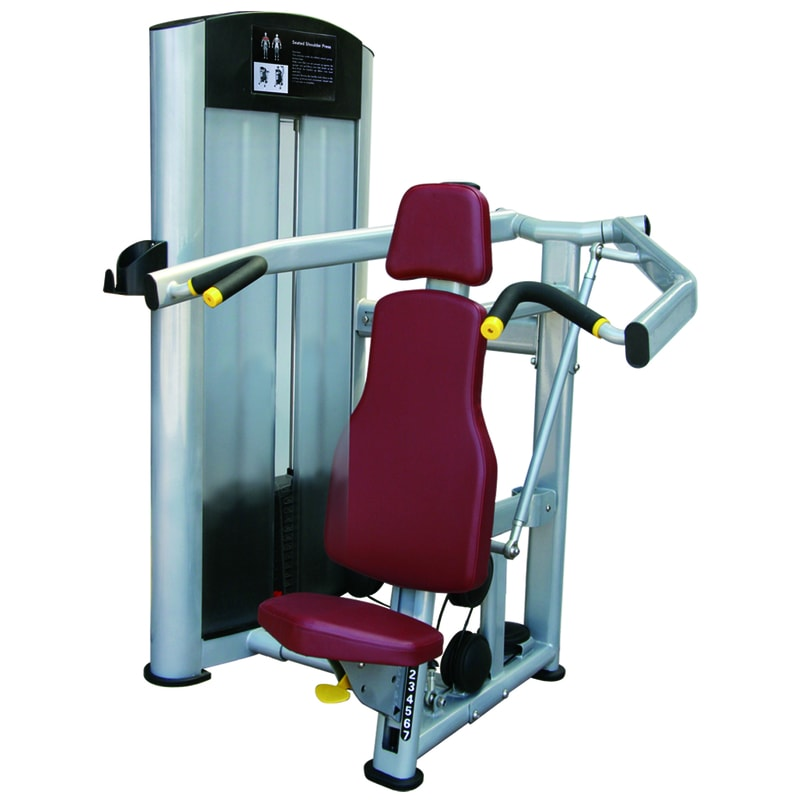 ML8804 Shoulder Press